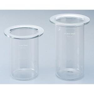 ASONE 开口反应烧瓶(筒形) 2000ml (1个) 6-741-11 2000ml 日本亚速旺